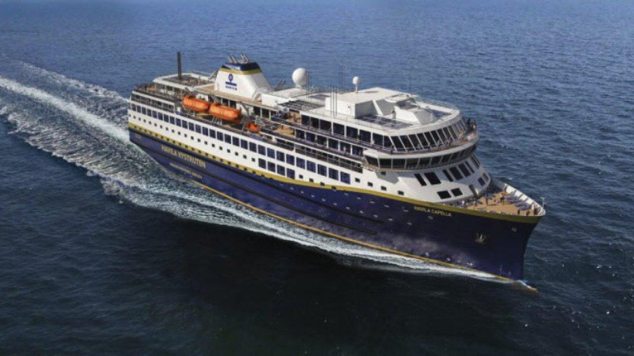 Norvège : un navire de croisière à hydrogène pour les Fjords