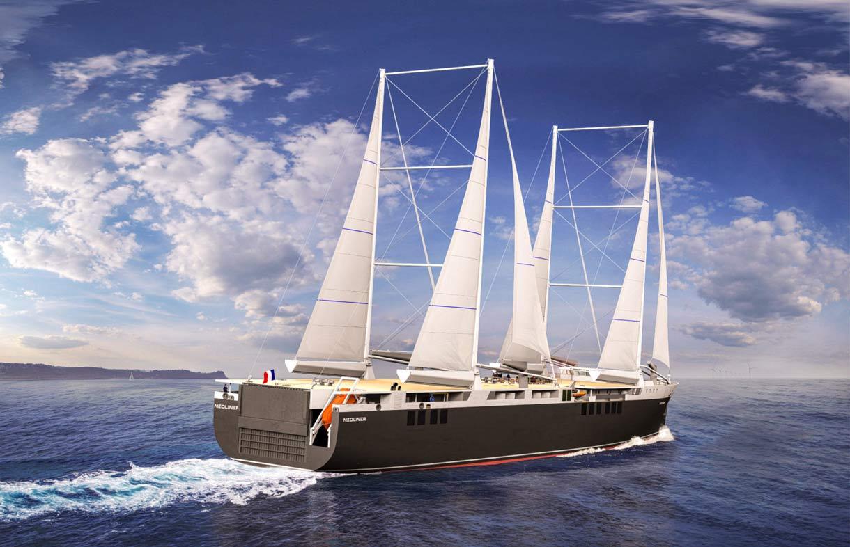 Neoline : un voilier éligible aux C2E avec EDF