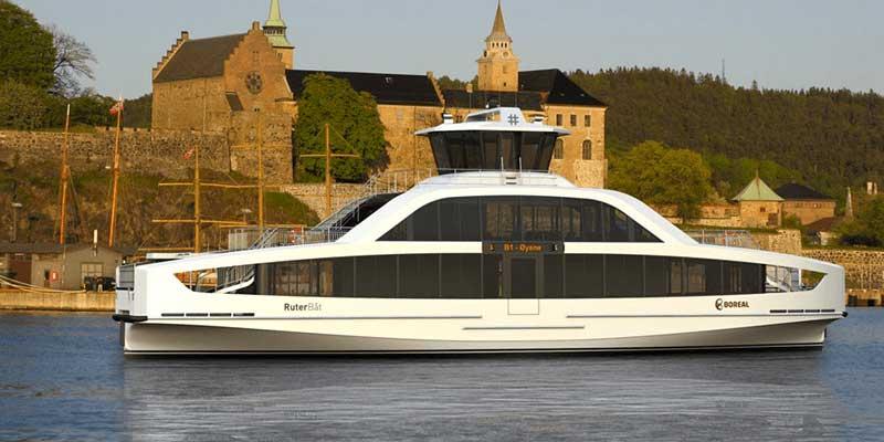 Norvège : cinq nouveaux ferries 100 % électriques pour Oslo