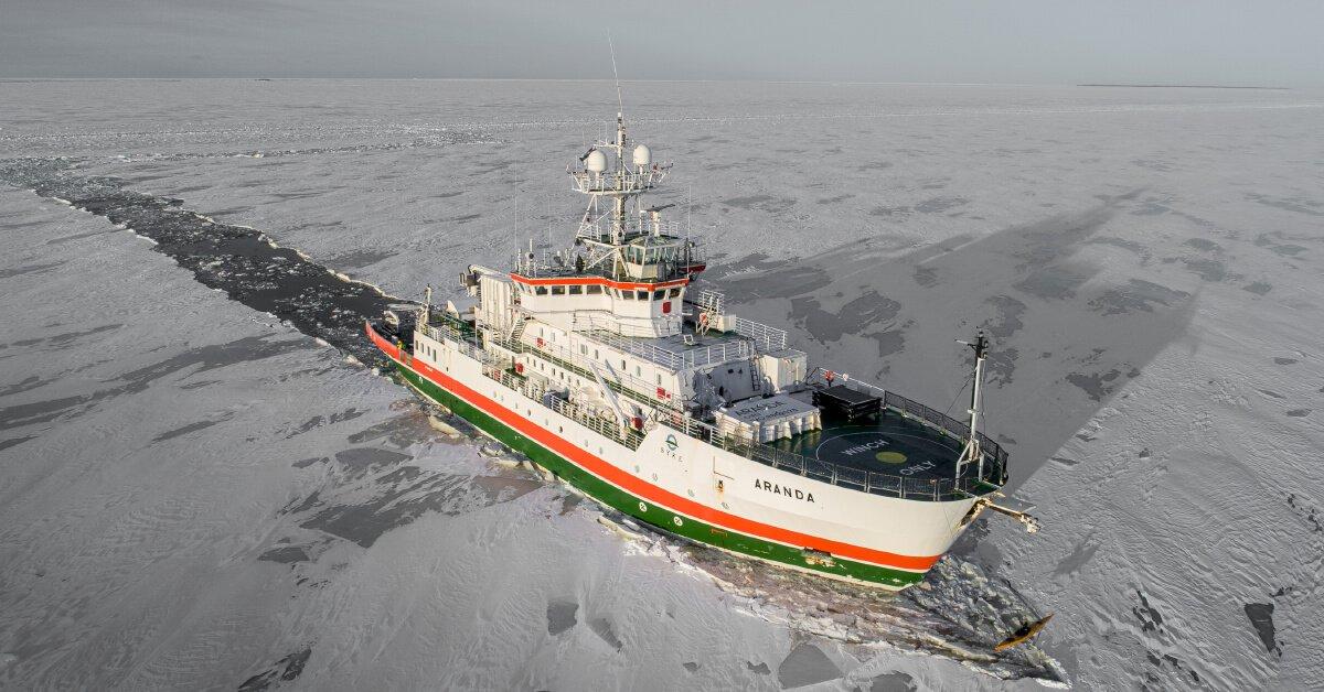 En Finlande, le navire de recherche Aranda va intégrer une pile à combustible