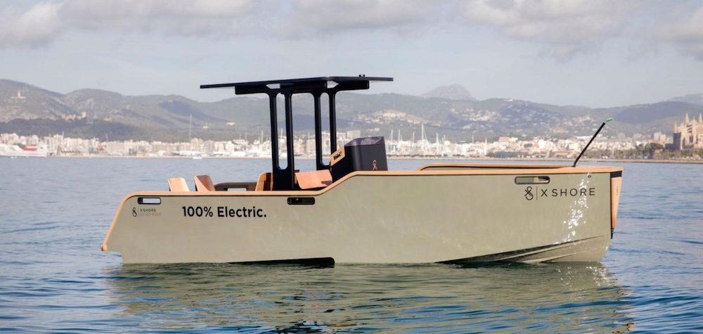 Bateau électrique : le suédois X Shore boucle une levée de fonds de 5 millions d'euros