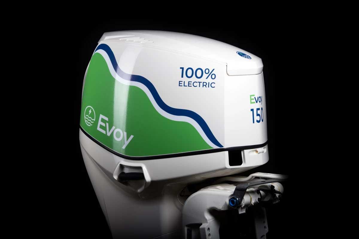 Evoy annonce un moteur hors-bord électrique de 200 chevaux