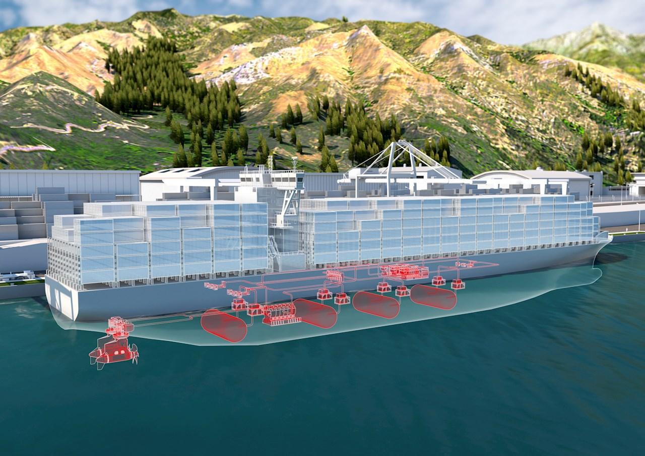 HDF et ABB vont fabriquer des piles à combustible pour les navires en France