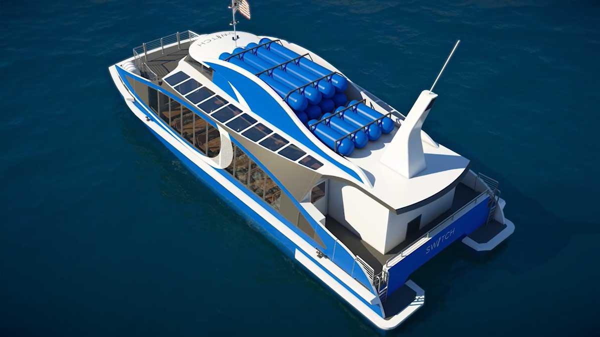All American Marine va construire le ferry à hydrogène de San Francisco