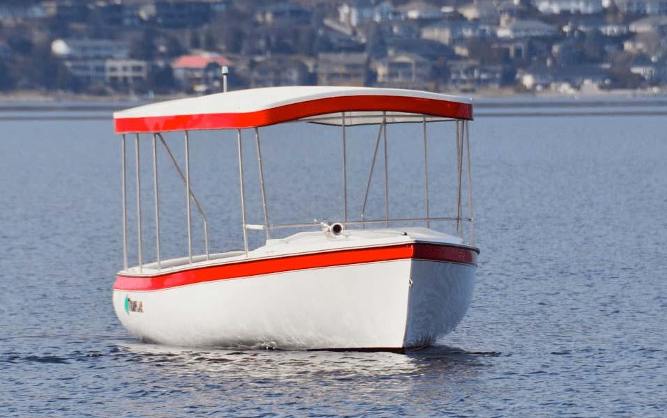 PicNic 20 : un nouveau bateau électrique pour Templar Marine