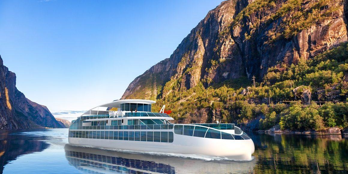 Havyard présente un concept de navire touristique 100 % électrique