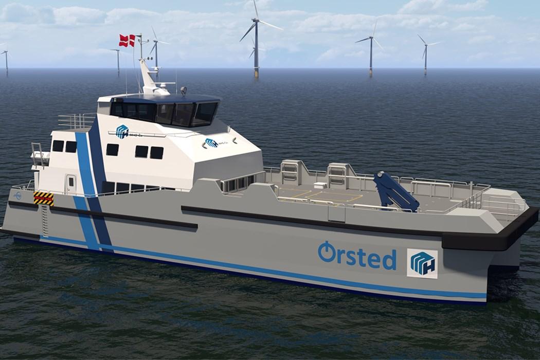 Danfoss sélectionné pour la fourniture de deux navires hybrides au Royaume-Uni