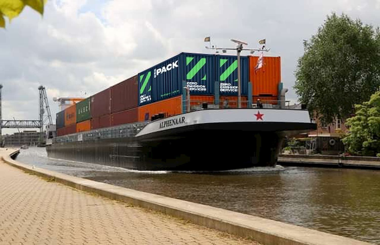 Pays-Bas : le projet ZES veut rendre la navigation fluviale électrique