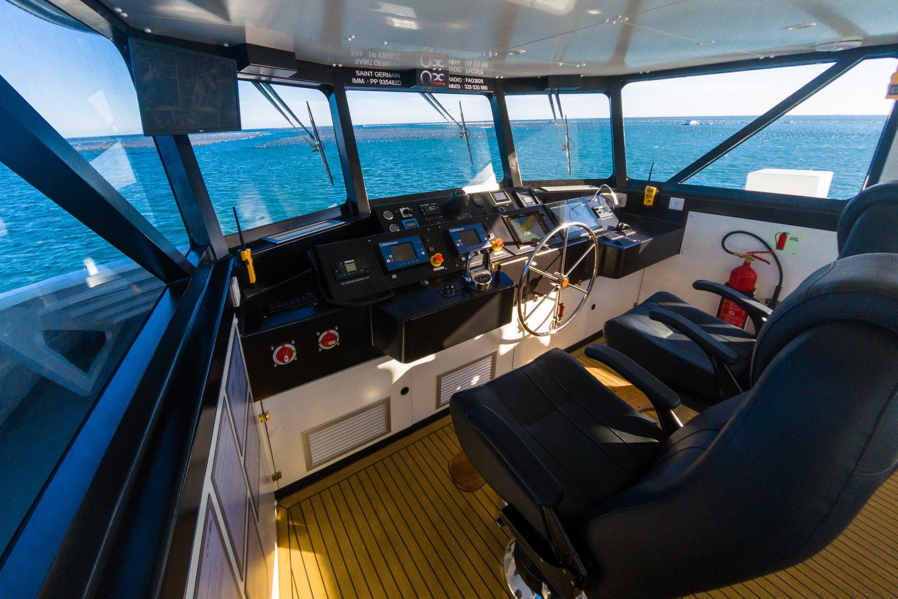 ODC Marine s'associe à Marinelec pour la supervision de ses systèmes de propulsion électrique