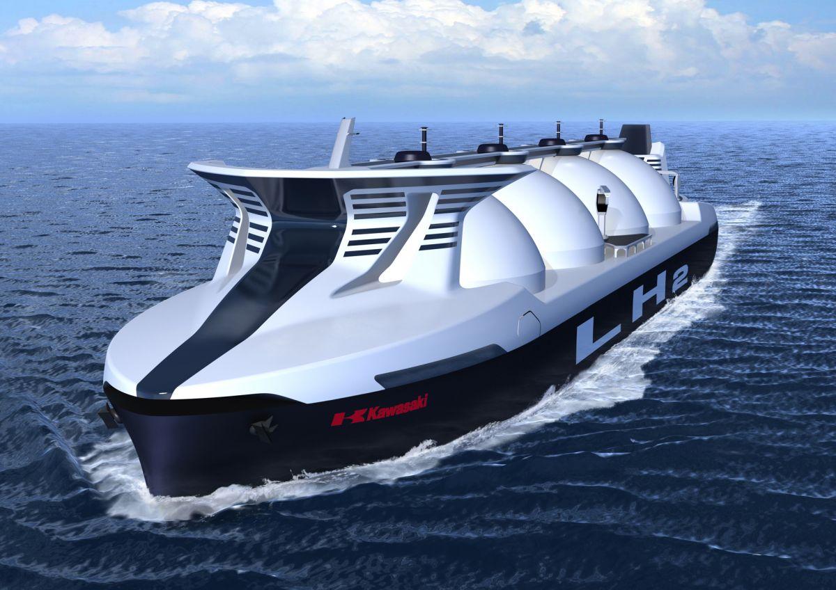Bateau à hydrogène : Engie et Ariane s'associent