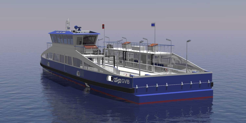 Batterie : Corvus Energy sélectionné par Holland Shipyards