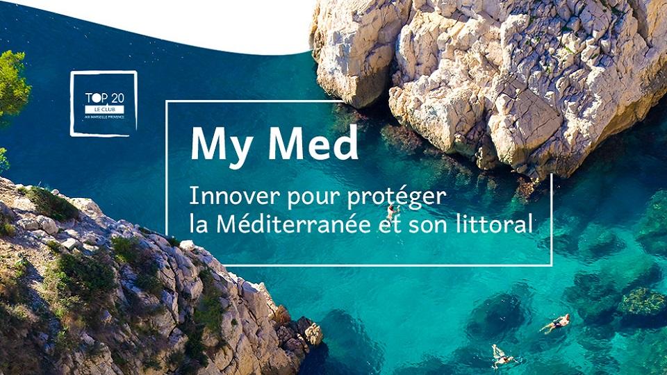 Bluenav lauréat du concours d'innovation de protection du littoral Méditerranéen My Med