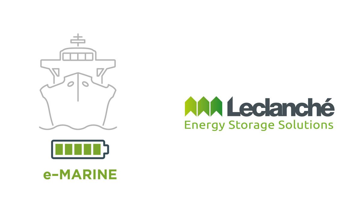Leclanché fournira les batteries des futurs bateaux hybrides du Lac Léman