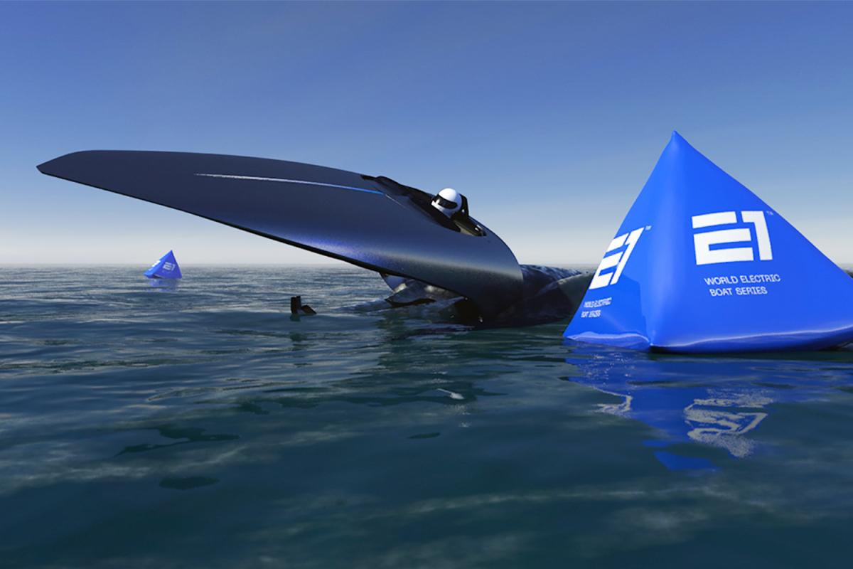 E1 : un premier championnat dédié aux bateaux électriques