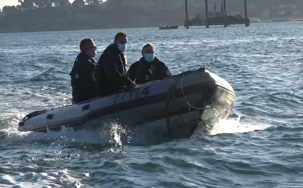 La Marine Nationale teste un semi-rigide électrique avec eHP2
