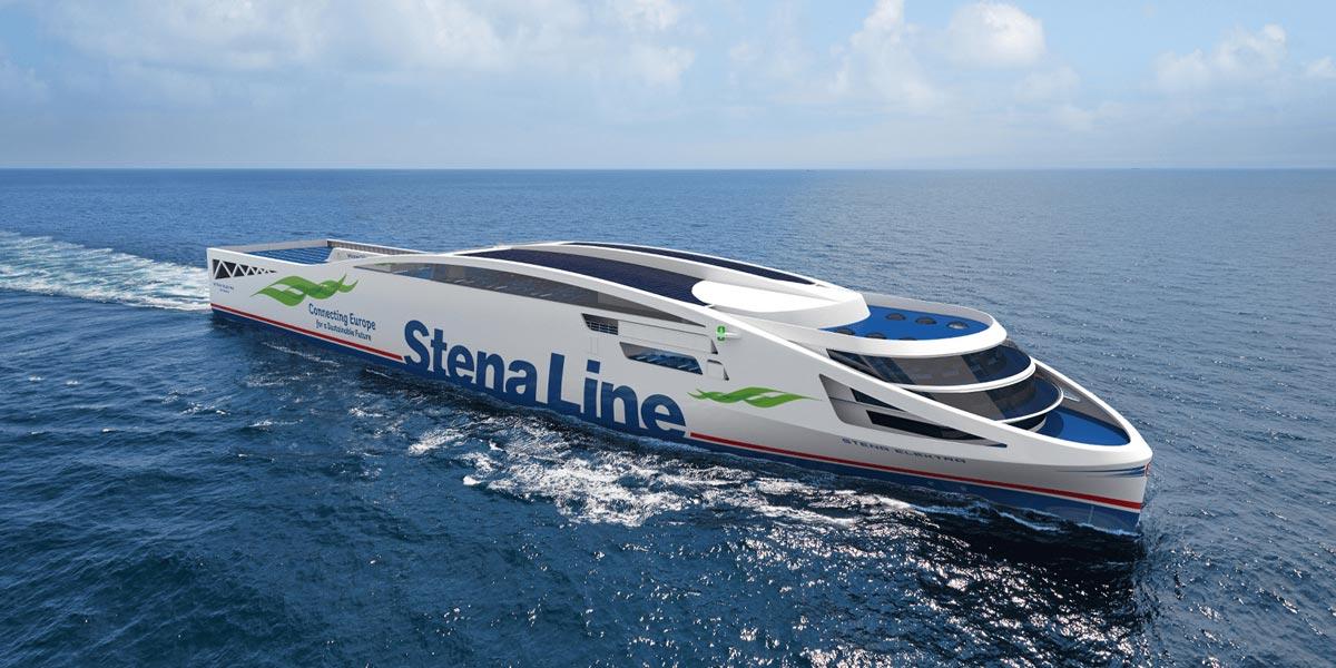 Stena Line compte exploiter deux ferries électriques dans la mer Baltique