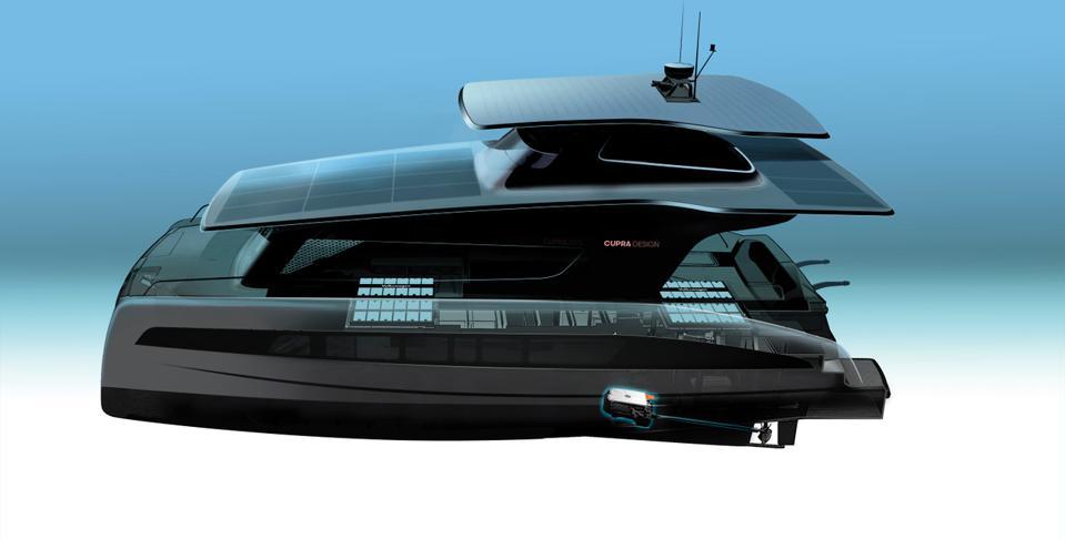 Volkswagen se lance dans le bateau électrique