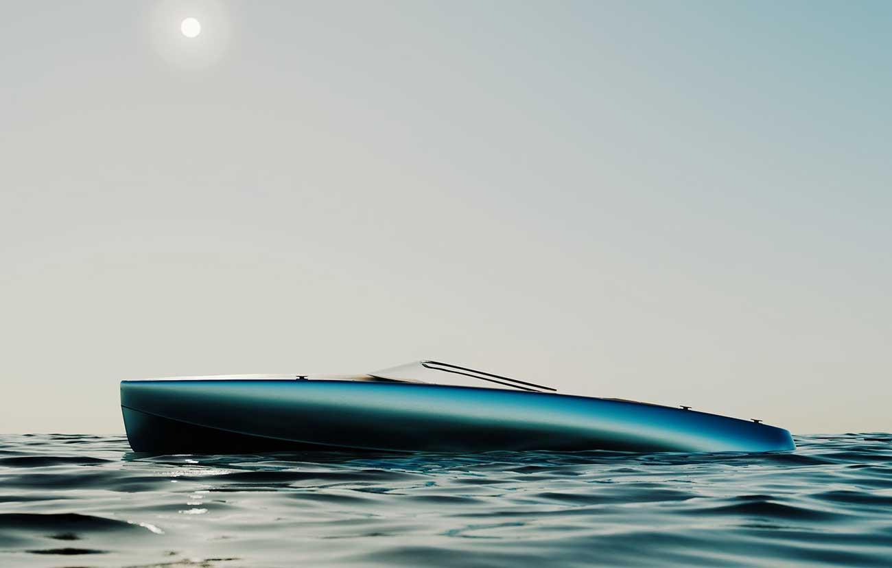 Sarvo Marine présente un bateau électrique ultra-performant