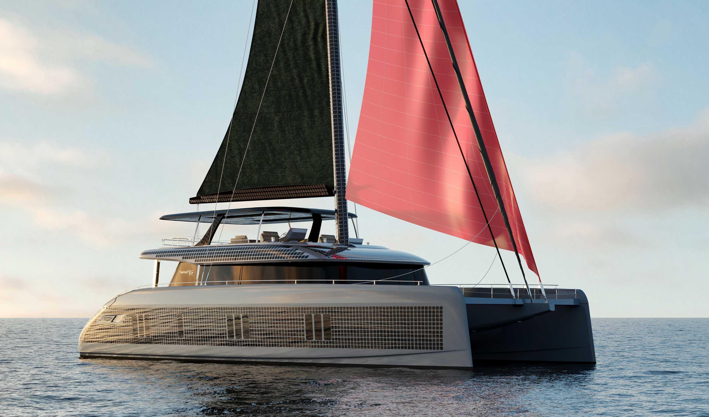 Ce yacht électrique est entièrement recouvert de panneaux solaires