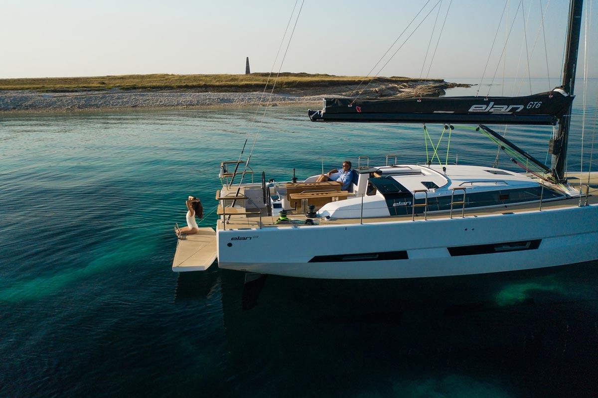 Oceanvolt annonce un partenariat avec Elan Yachts