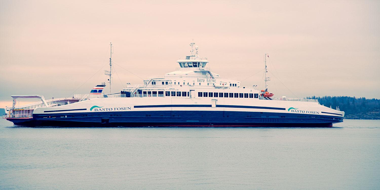 En Norvège, le plus grand ferry électrique au monde entre en service