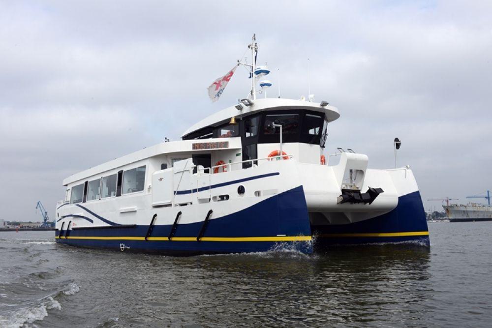 Lorient agglomération investit dans le bateau à hydrogène