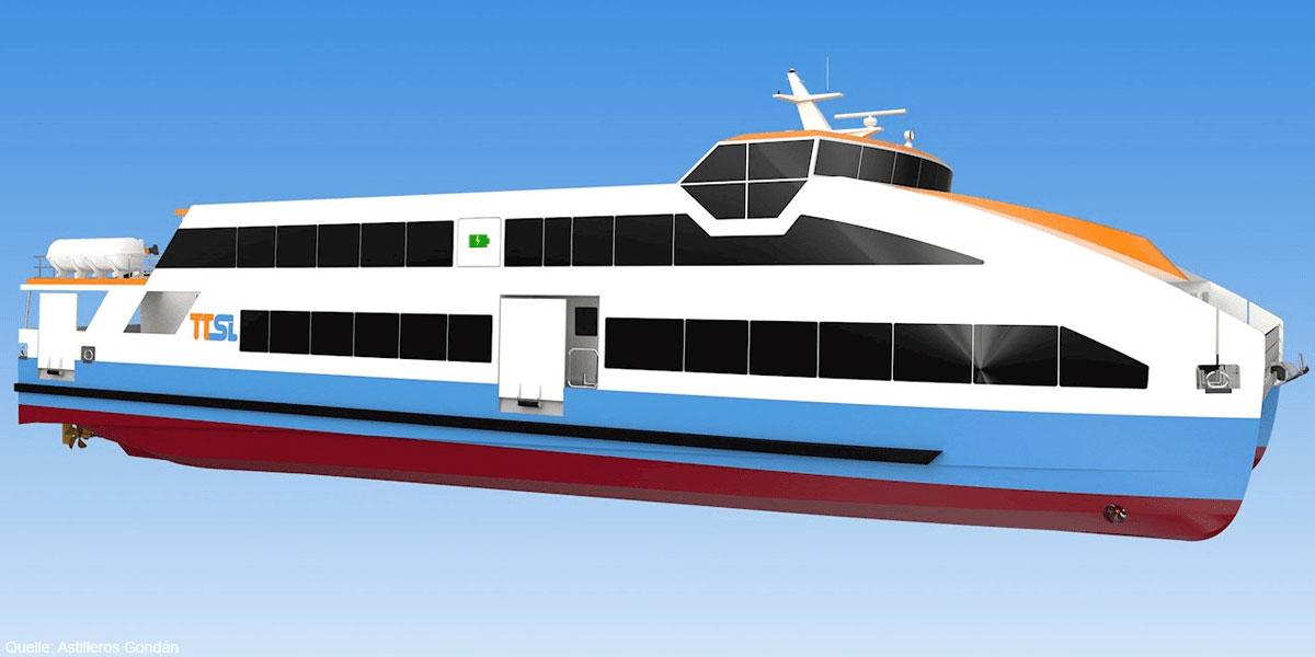 ABB va équiper les futurs ferries électriques Lisbonne