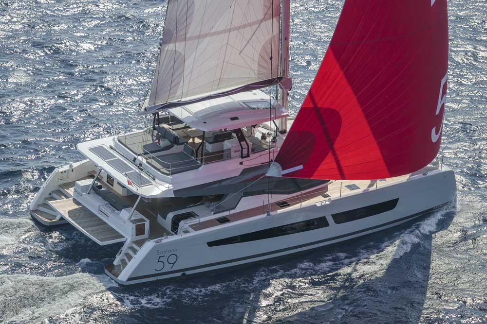 Avec Alternatives Energies, Fountaine Pajot se lance dans le catamaran à hydrogène