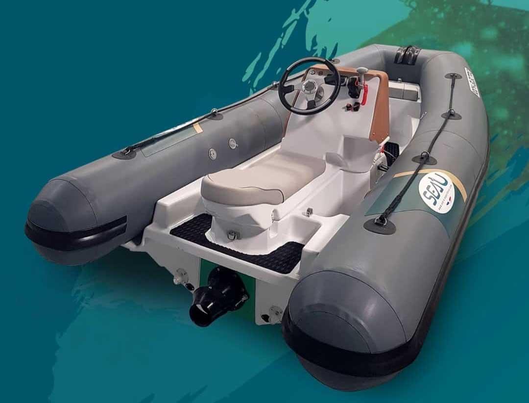 Eco Concept Marine présente le Jet Boat 300