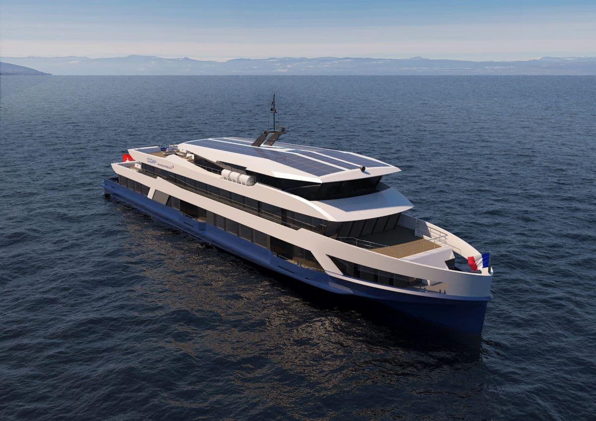 Lac Léman : la CGN lancera son premier bateau hybride en 2023