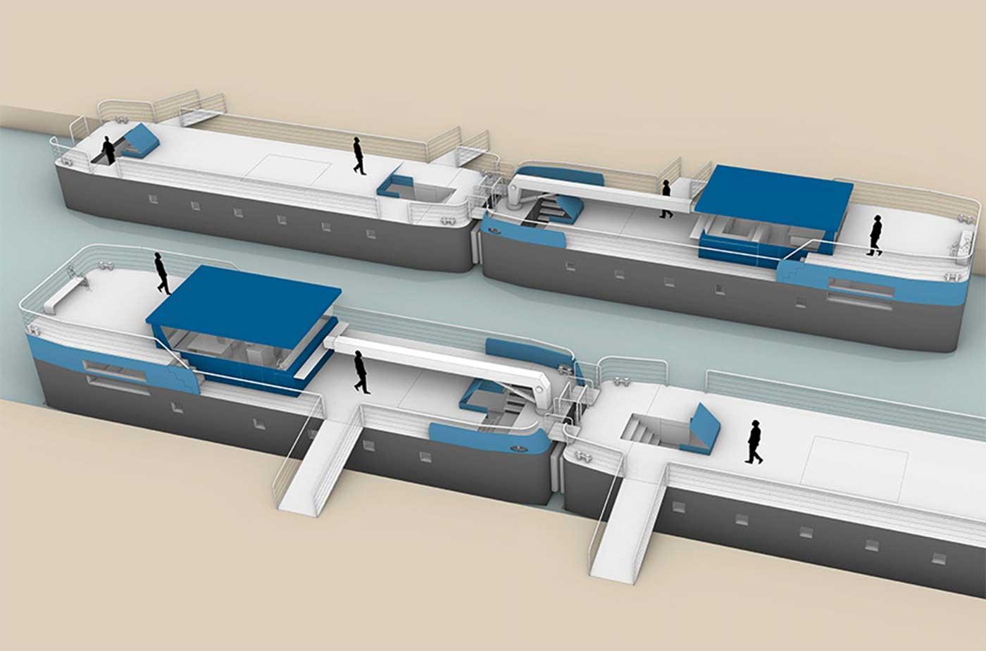Hydrogène : Mincatec associé au projet BARGE pour les JO 2024