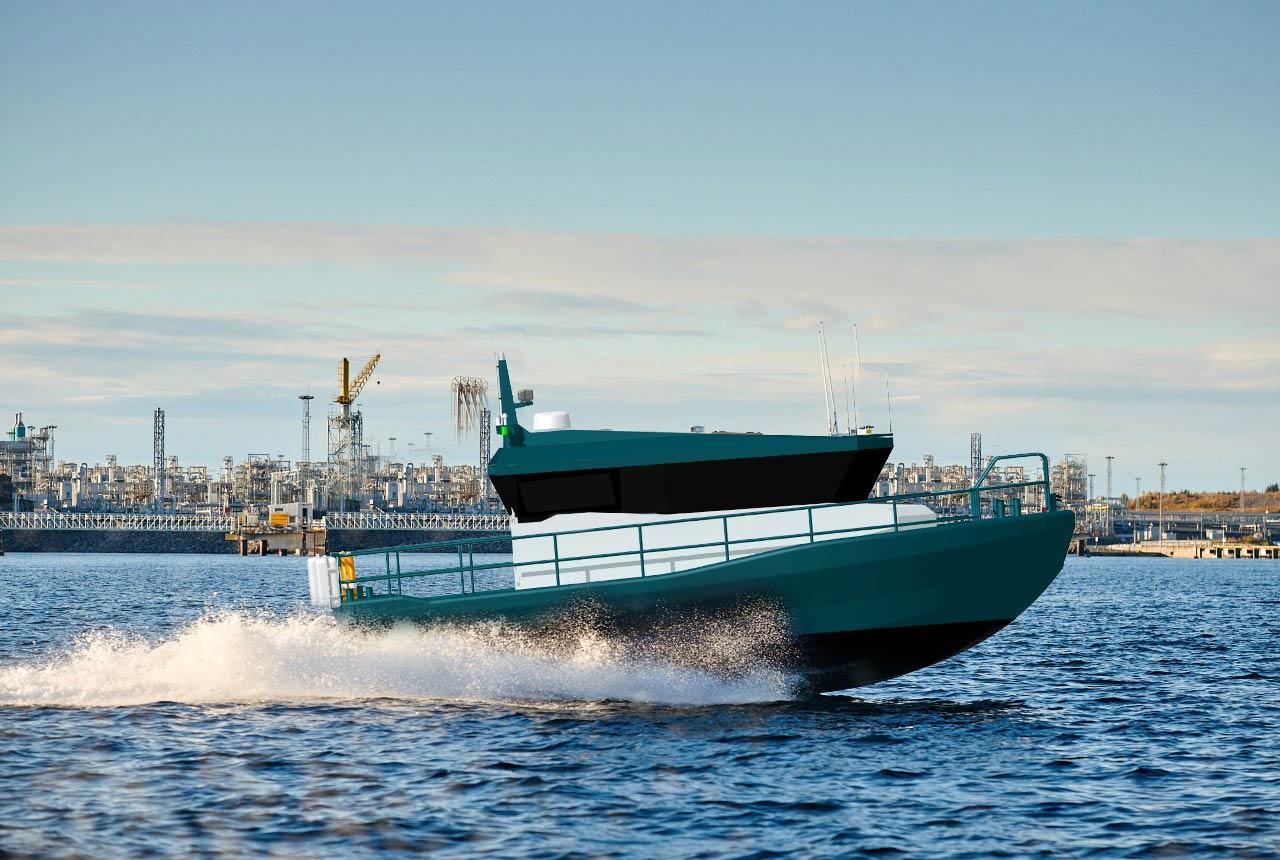 Evoy va équiper les bateaux de pêche électriques d'Hukkelberg
